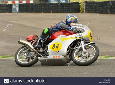 Classic Motorrad Racing by Historic Sports Car Club Stockfotos Historic Sports Car