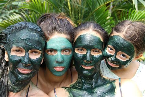 Dan Manfaat Masker Spirulina masker spirulina tiens masker cantik