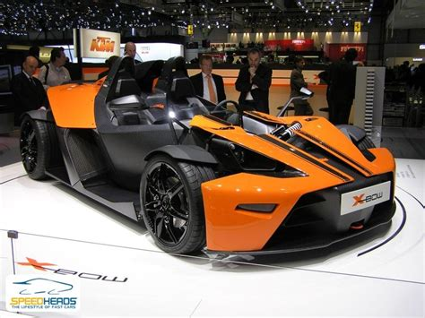 Ktm Autosalon by Auto Salon Genf 2008 Ktm X Bow Speed Heads