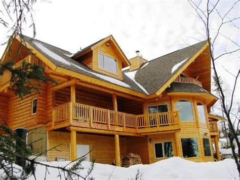 alaska house homer alaska real estate luxury log home on the kenai river