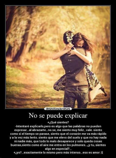 desmotivaciones cuando el amor es verdadero no se acabar 225 cuando no puedes con el amor no se puede explicar