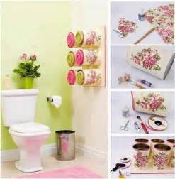 craft ideas for bathroom practical ideas how to craft and clever decorations
