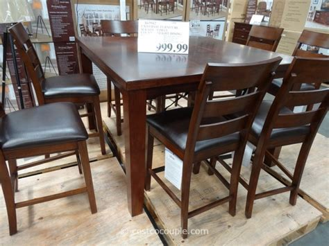 Universal Furniture Serada 9 Counter Height Dining Set