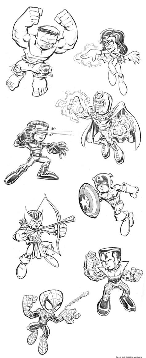 superhero coloring pages avengers printable lego superheroes the avengers coloring pagesfree