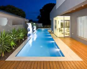 what should be the dimensions and cost of a small lap pool