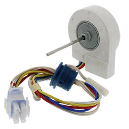 ge refrigerator evaporator fan motor replacement refrigerator parts evaporator fan motors archives repair