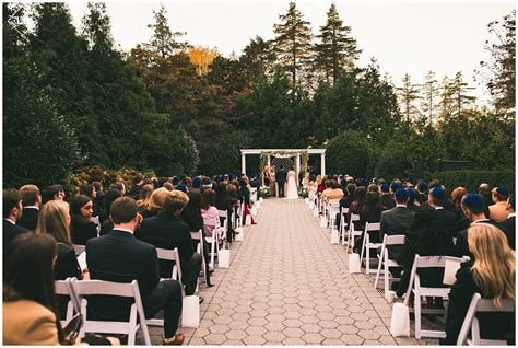 Wedding Ceremony New York by The New York Botanical Garden Wedding Ceremony Reception