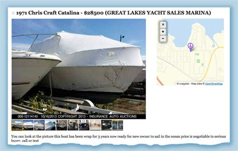 craigslist boats for sale new england it s the perfect boat for you if only classic boats