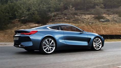 Pictures Of New Bmws by Bmw 8 Series Concept In New Promo Clip