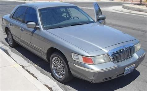 electronic stability control 2006 mercury grand marquis electronic toll collection service manual 1998 mercury grand marquis 4 6l fi sohc 8cyl repair sell used 1998 mercury