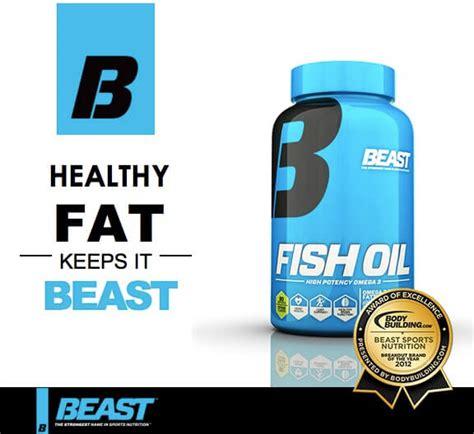 Suplemen Minyak Ikan Omega 3 beast fish suplemen minyak ikan