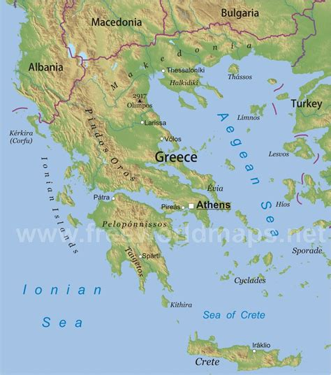 5 themes of geography on greece five themes of geography greece
