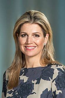 queen máxima of the netherlands wikipedia