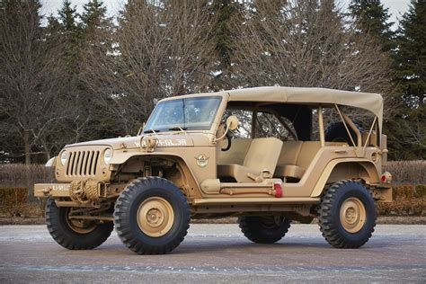 Jeep Army these school jeep wheels are a black from the