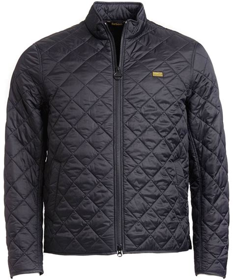 Barbour International Quilted by S Barbour International Gear Quilted Jacket