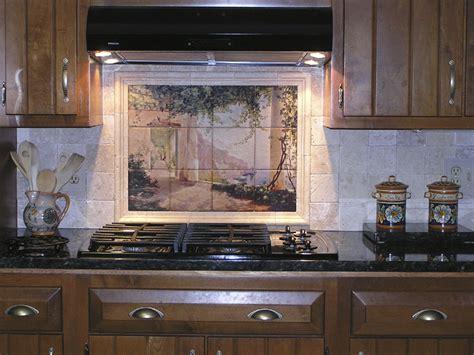 Italian Kitchen Backsplash by Italian Backsplash Tile Art Home Design Examples