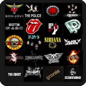 best rock bands best rock bands hits apk on pc android
