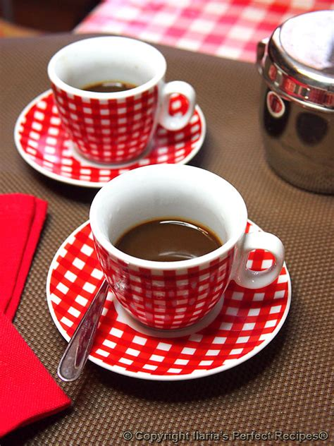 how to make a italian coffee at home and