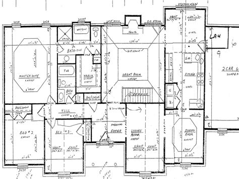 house floor plans with dimensions 5 bedroom house floor plans house floor plans with