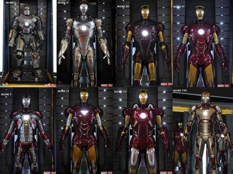 iron man armor powerful iron man