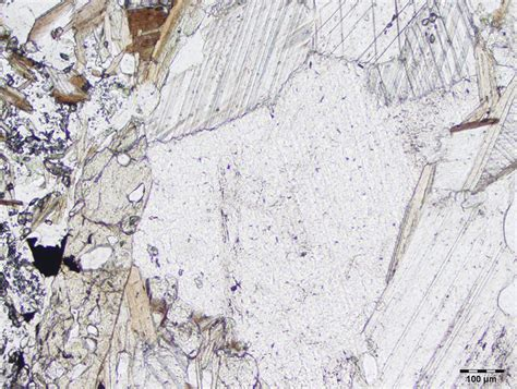 pyroxene thin section properties pyroxene thin section properties clinopyroxene in gabbro xpl youtube mineral description