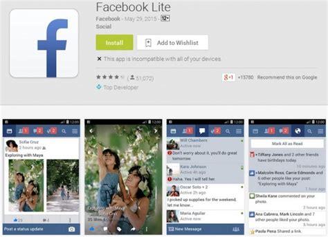 fb lite apk download facebook lite apk aplikasi fb yang dioptimalkan