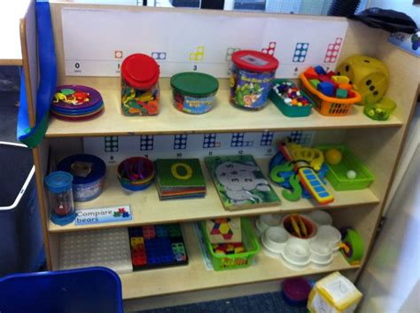 Wee Ones Nursery by Autumn Term Continuous Provision In Our Maths Area