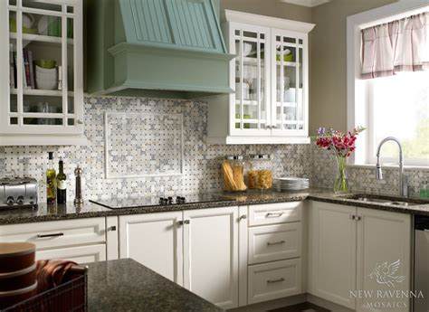 basketweave tile backsplash basketweave mosaic traditional kitchen other metro by new ravenna mosaics
