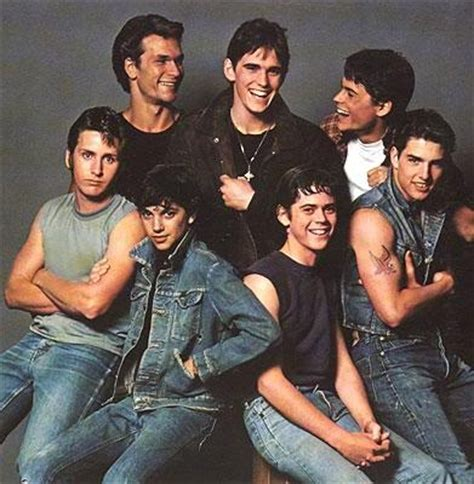 the outsiders two bit, johnny, pony boy, soda pop, darrel