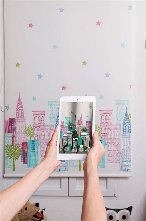 estores para habitacion estores interactivos para habitaciones infantiles y