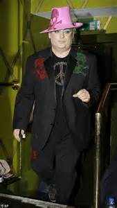 Boy George Showcase At The Pigalle Club In by They Won T Let You Wear That In Prison Boy George
