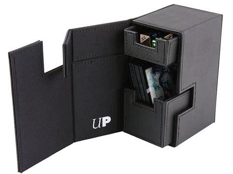 mtg card storage box template black m2 deck box premium card storage ultra pro mtg