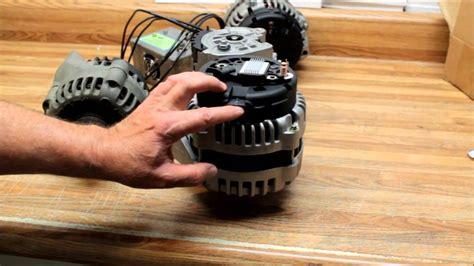gm 2 wire alternator to 4 wire wiring diagram with