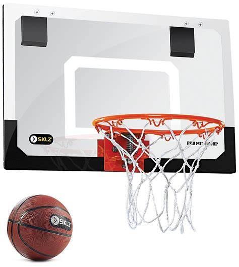 sklz pro mini indoor basketball hoop hp04 000 02 ebay