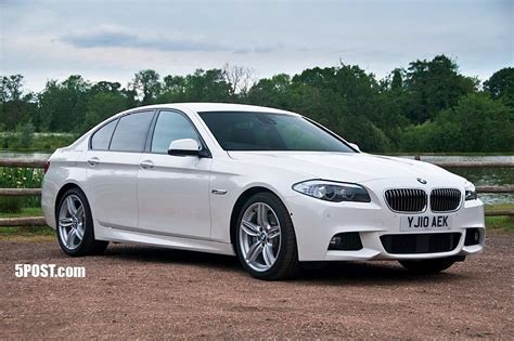 sport bmw 5 series 2011 bmw 5 series sedan with m sport package photos