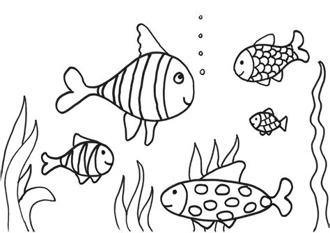coloring page of fish printable cute fish coloring pages fish coloring