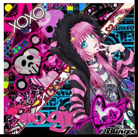 imagenes anime emo punk anime emo fotograf 237 a 116050576 blingee com