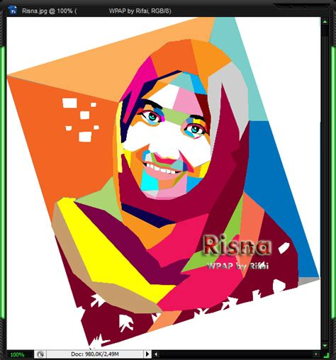 cara edit foto photoshop wpap tutorial wpap di photoshop cs3 mudah cara cara kita