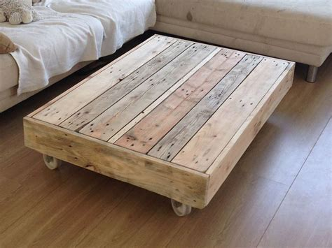 coffee table with wheels coffee table on wheels design images photos pictures