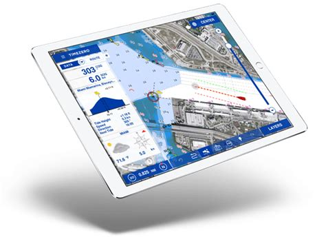 best marine navigation app timezero marine navigation software