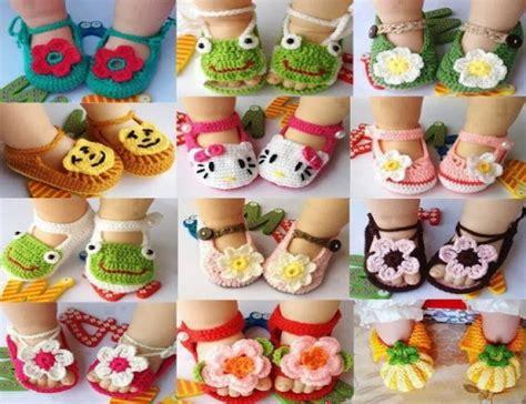 imagenes tiernas de zapatitos de bebe zapatitos tejidos de animalitos para beb 233 imagui