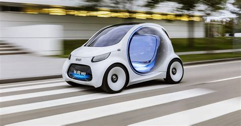 smart car daimler here s how daimler is evolving its tiny smart car for self