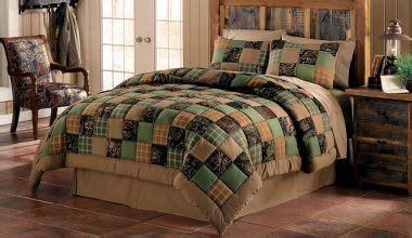 Camo Patchwork Quilt Set - camo patchwork quilt sets