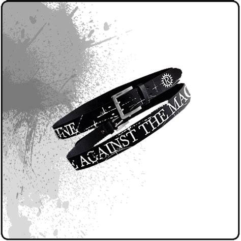 Rage Against The Machine Belt backstreetmerch skeleton usa import t shirt