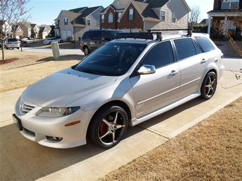 2004 Mazda Mazda 6 by 2004 Mazda Mazda 6 Sport Wagon Pictures Information And