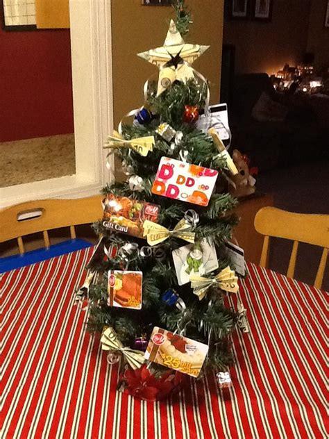 Gift Card Tree Ideas - money gift card tree gift ideas pinterest
