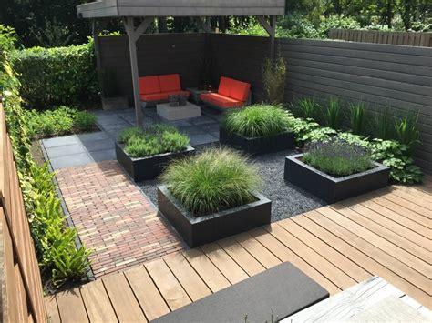 großen garten gestalten plantenpotten beleef groen op jouw manier g 228 rten