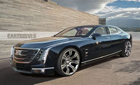 cadillac ct  cars worth waiting  feature