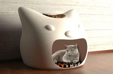 modern cat bed modern cat furniture kitty meow