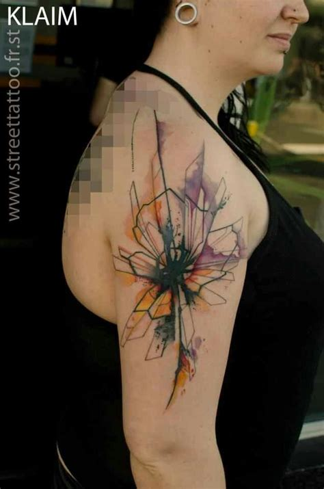 glass tattoo 40 broken glass tattoos